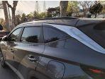 Купить Autoclover ветровики с никелированной вставкой на двери сверху для Hyundai Tucson NX4 2021-2024 в Санкт-Петербурге