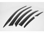 Дефлекторы (ветровики) дверей KIA Сerato K3 2019